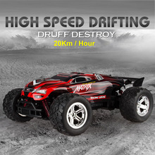 1:12 2.4G High Speed 20KM Drifting Racing Car Off Road Remote Control Monster Truck Vehicles Boys Gift