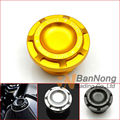 Motorcycle CNC Metal  Fuel Gas Tank Cap Fuel tank cover For Harley Sportster Dyna Touring Softail XL883N 1200L 1982-2014