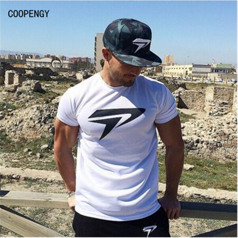 2017 new summer style cotton mens clothing of men skinny jeans t-shirts beautification leisure T-shirt booty crime on the