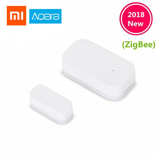 2018 Xiaomi Aqara Door Window Sensor Zigbee Wireless Connection Smart Mini door sensor Work With Android IOS App control2018 Xiaomi Aqara Door Window Sensor Zigbee Wireless Connection Smart Mini door sensor Work With Android IOS App control