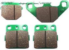 Для TM 85 Minicross Junior 1996 - 2000 дисковые Тормозные колодки Pill Передняя Задняя часть 1999 1998 1997