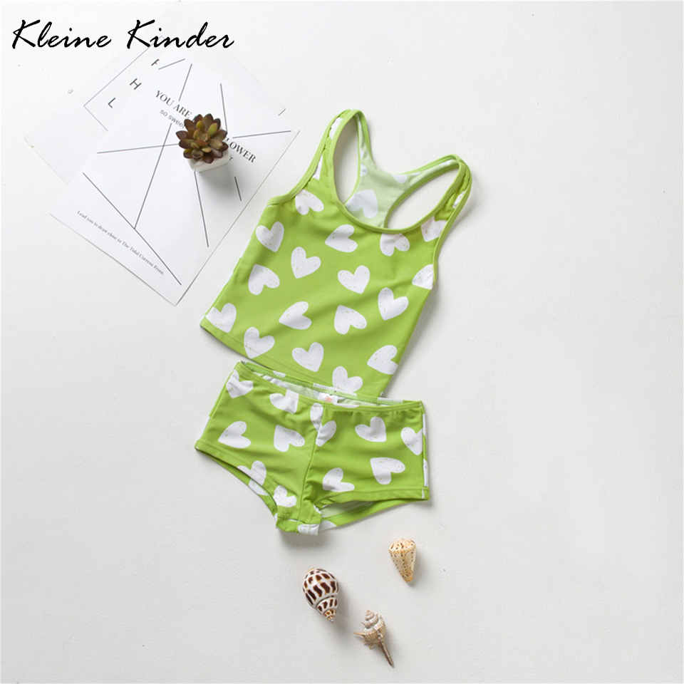 2018 Summer Swimsuit Separate for Girls Baby Swimwear for Children Two Pieces Bathing Suit Swimming Suits Baby Girl Swimsuits