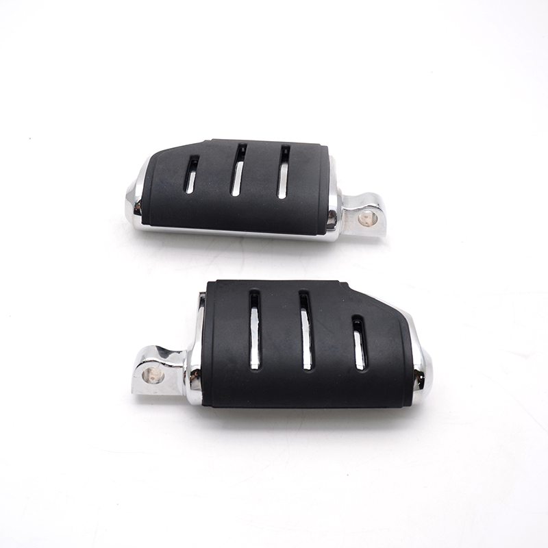 Chrome Motorcycle Pilot Rear Front Foot Pegs For Harley Dyna Fatboy Sportster CVO Bad Boy FXSTSB Super Glide FXD Sport FLHS FLHT футболка bad boy футболка bad boy rio tee charcoal