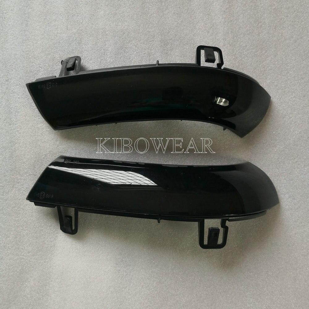 Динамический мигалка поворотник светодиодный для Volkswagen GOLF 5 GTI вариант Jetta MK5 Passat B5.5 B6 Plus EOS Sharan превосходное зеркало свет