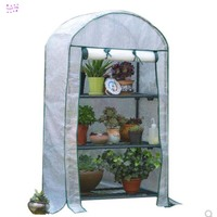 Садовые принадлежности сельскохозяйственная теплица PE экран Sunroom для Садоводство, овощи и цветы Солнечная