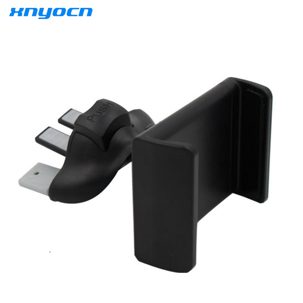 Universal 2 in 1 car phone holder stand air vent CD slot mount for iPhone 5s 6 6s plus for Galaxy S5 S6 360 rotating Bracket