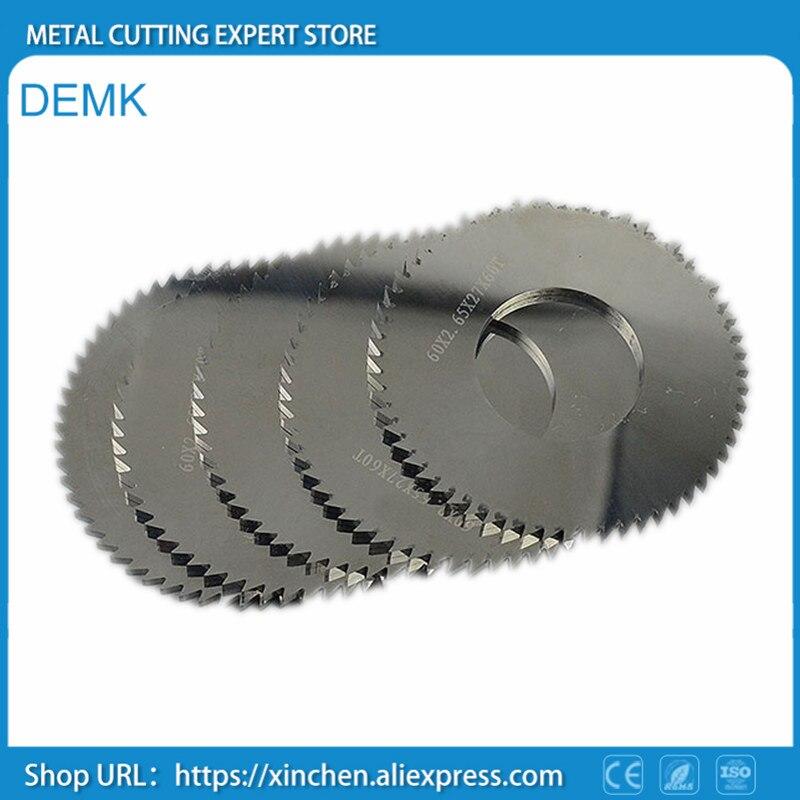 * 16mm, espessura 0.3-5mm, aço de tungstênio