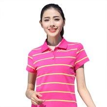 Women Polo Shirt Plus Size Summer Women Tops High Quality Cotton Shirt Hot Sale Short Sleeve