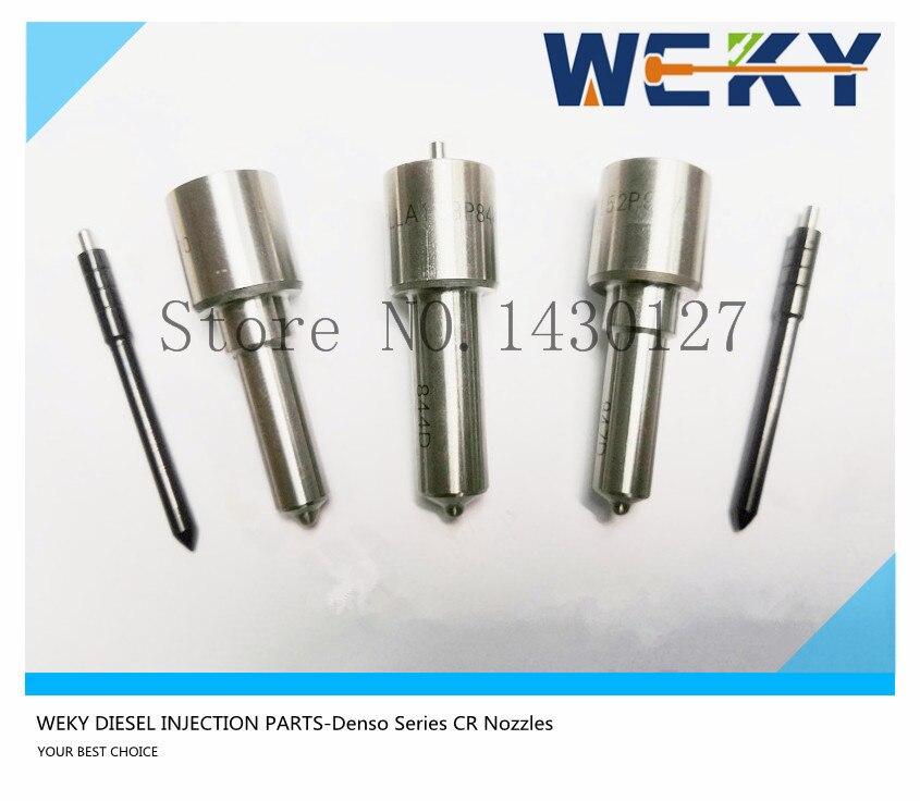 En Kaliteli! DLLA154P881 yüksek basınçlı enjektör Memesi 154P881 Enjektör Memesi 095000-786 # dizel yakıt enjektörü Memesi