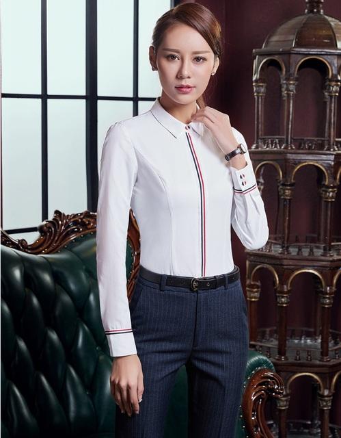 Plus Size 4XL Fino Moda Elegante Formal Pantsuits Com Tops E Calças Calças Mulheres Ternos de Negócio Das Senhoras Calças Conjuntos de Roupas