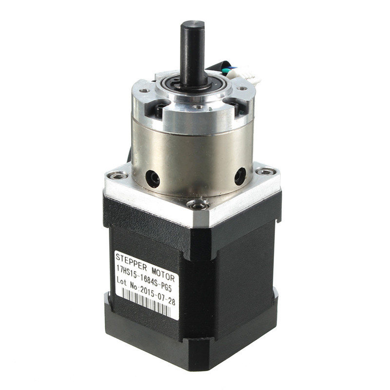 Buy Best Price Extruder Gear Stepper Motor Ratio 5 1