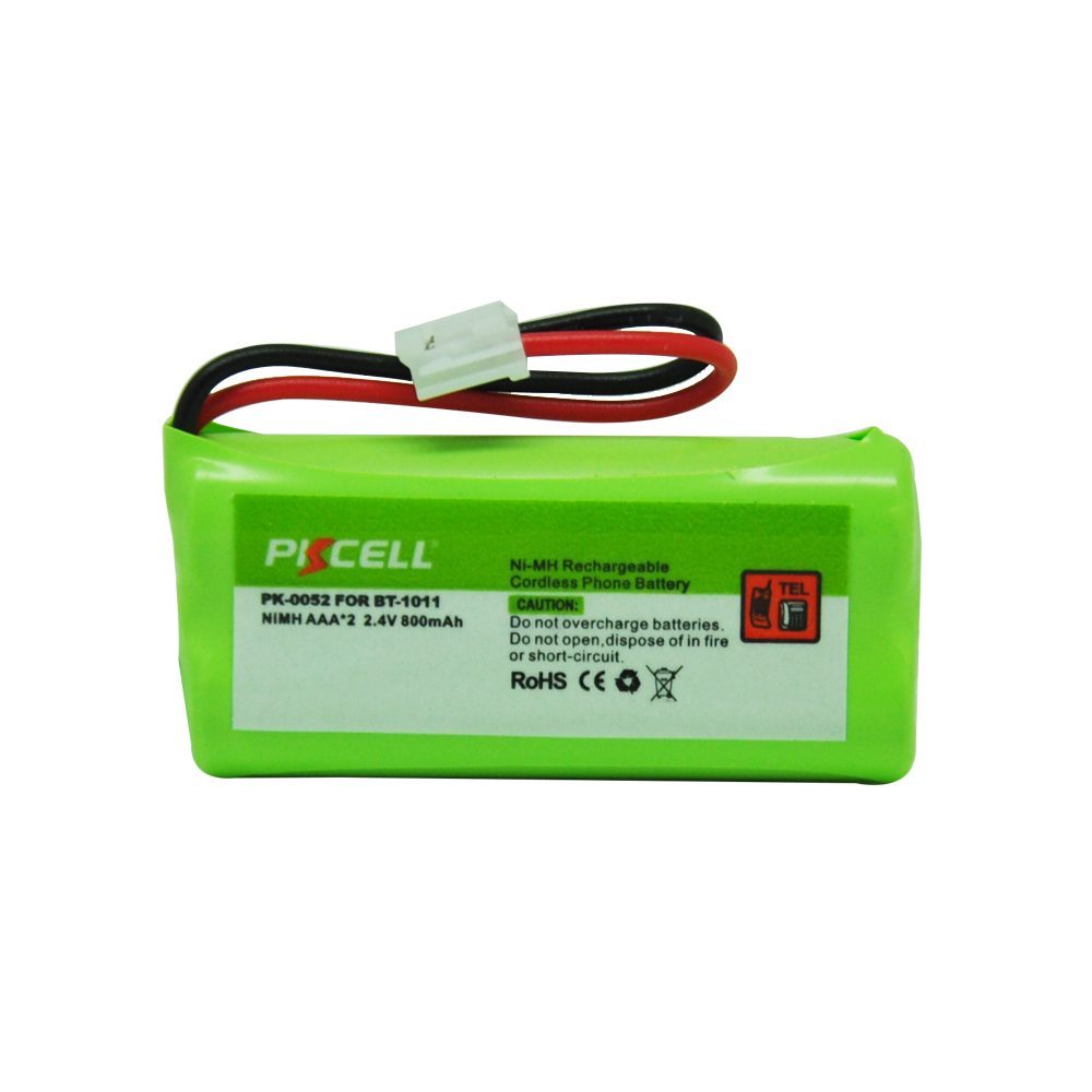 2pcs 24v 800mah Rechargeable Cordless Phone 0053 Telephone Sanyo Eneloop Battery Aaa 1pcs Ni Mh Pack Nimh Replacement