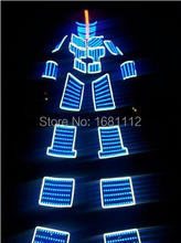 led robot costume / led light suit /led dance costume/luminous costumes/led lights costumes