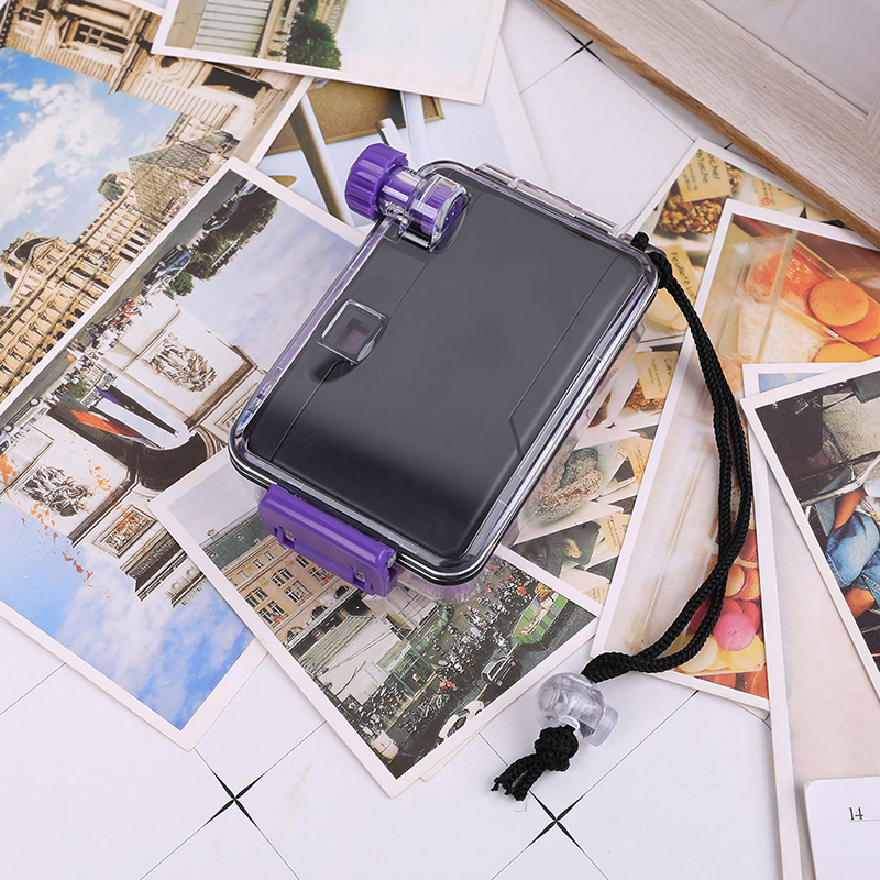 Underwater Waterproof Lomo Camera Mini Cute 35mm Film With Housing Case New in Film Camera from Consumer Electronics