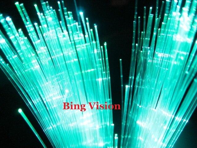 led twinkle glasvezel verlichting kit gemengde 440 strengen 3 m pmma fiber 05mm 075