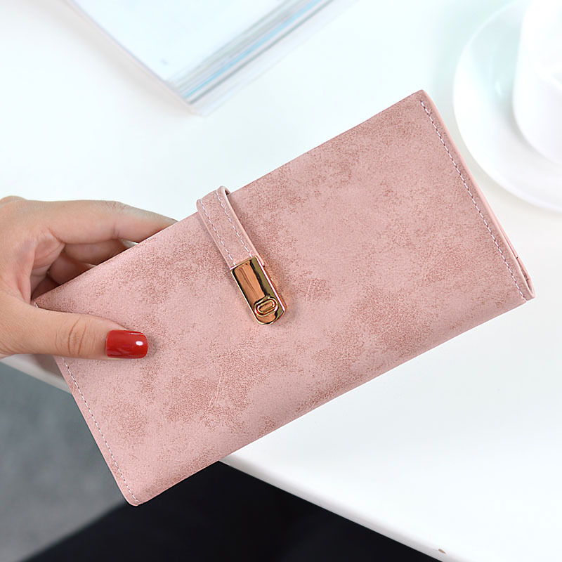 2017 Women Long Pu Leather Wallet Zipper Clutch Coin Purse Ladies Brand Hasp Card Holder Purse Clutch Handbags Carteira Feminina купить