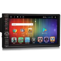 Android 7.1 Double 2 din Car Radio Bluetooth USB SD Player GPS Sat Nav DAB+3G WiFi DVR