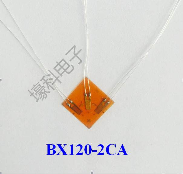 Foil type resistance strain gauge / three direction strain flower / normal temperature strain gauge BX120-2CA сигнализатор поклевки hoxwell new direction k9 r9 2 1