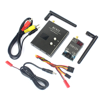 F07270 FPV 600mw Aerial Photography RC832+TS832 5.8G 48CH AV Transmitter & Receiver System