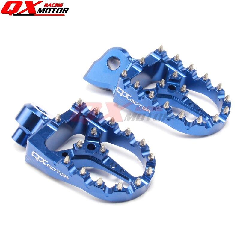 Repose-pieds billette MX repose repose-pieds pour PW50 PW80 toute l'année TW200 TW 200 1989 1990 1991 1992 1993 1994-2009