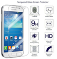 GT-I9060 / GT-I9060I / GT-I9080 I9082 2.5D Round Edge Tempered Glass Film For Samsung Galaxy Grand Neo / Plus /Dous Verre Trempe