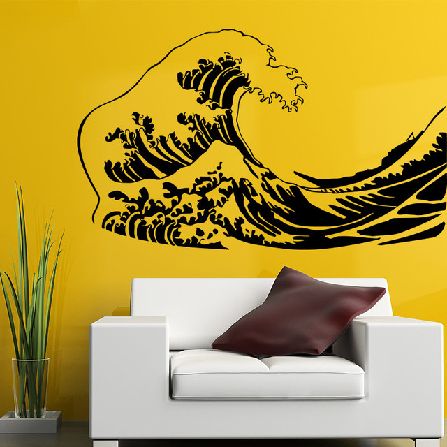 Aliexpress.com : Buy Large wave of the new design of the bedroom ...