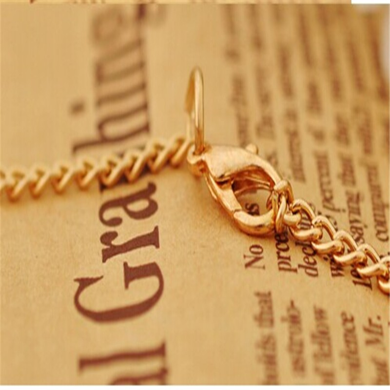 KUNIU Europe Street Women Fashion Gold Wide Necklace Simple Other Metal Gold Collar Necklace women's neck jewelry aesthetic