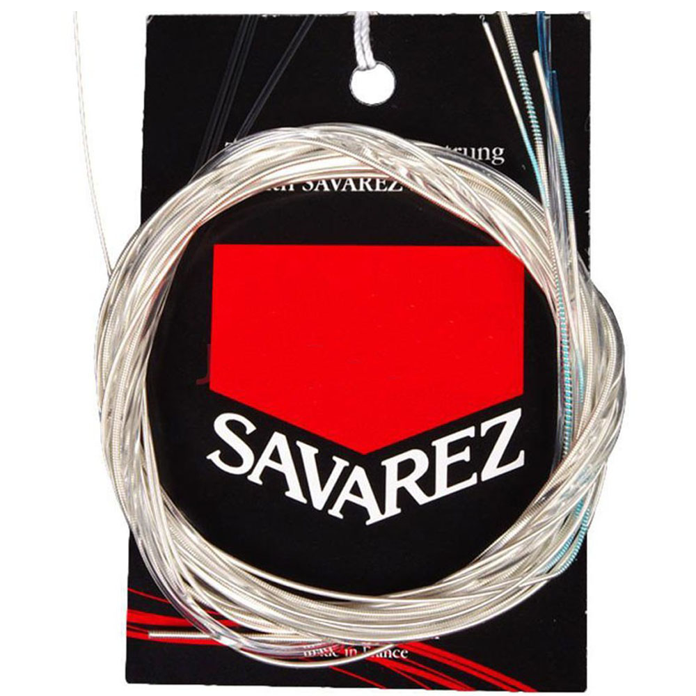 SAVAREZ 500CJ High Tension Classical Guitar Strings Nylon Guitar String Free Shpping olympia brand classical guitar string 1 set 6 strings high quality clear nylon strings normal or hard tension original