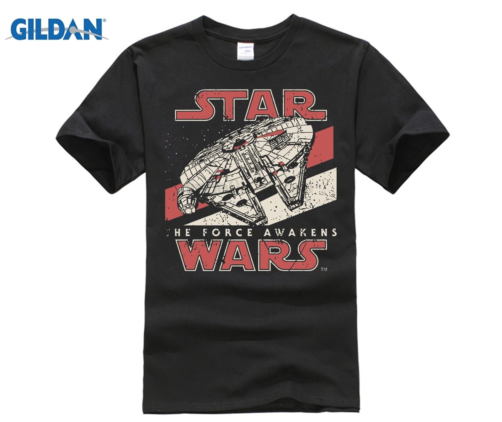 2018 Nieuwe Aankomst Darth Vader Mannen T-shirt Ster De Kracht Wekt Vii Tees Fashion Design Mannelijke Top Tee Koop Altijd Goed