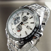 4 COLORS NEW CURREN DATE JAPAN MOVT FULL STAINLESS STEEL SWISS WRIST WATCH DIVE SPORTS STYLE