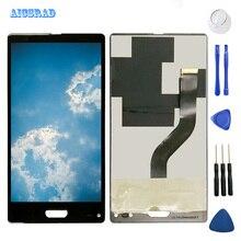 Pantalla LCD AICSRAD para ULEFONE MIX montaje de Panel de pantalla táctil con pantalla de reemplazo de Marco teléfono ulefonemix + herramientas