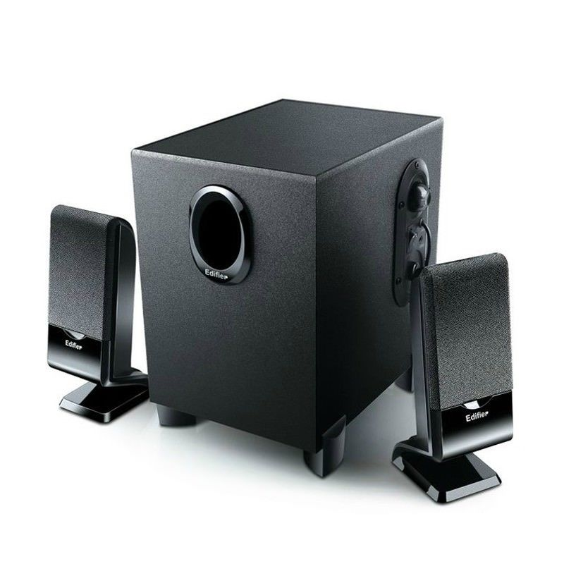 Edifier R101V Laptop Audio Home Desktop Mini Speaker Subwoofer 2.1 Channel Multimedia Support Magnetically Shielded High quality