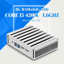 High Performance I5 4200U,8G RAM+64G SSD+WIFI Desktop Computer Mini Computer Tablet Pc HDMI With 4*USB 2.0, 1*USB 3.0