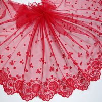 10yards Lot 1 6cm Water Soluble Embroidered Cotton Lace Trim Guipure Lace Fabric Wedding Or Diy