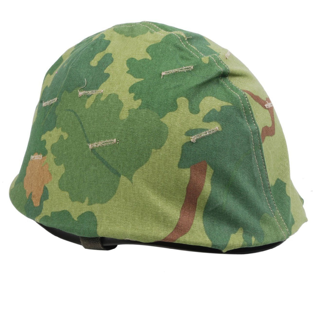 US $59 98 10% OFF|WWII US ARMY M1 HELMET+VIETNAM WAR US MILITARY REVERSIBLE  MITCHEL CAMOUFLAGE World military Store-in Sports Souvenirs from Sports &