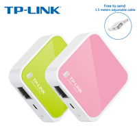 TP-Link Router WiFi 150 M Mini wifi repetidor Inalámbrico Router Tp-link TL-WR702N 802.11b 2.4G wifi extender routers wifi
