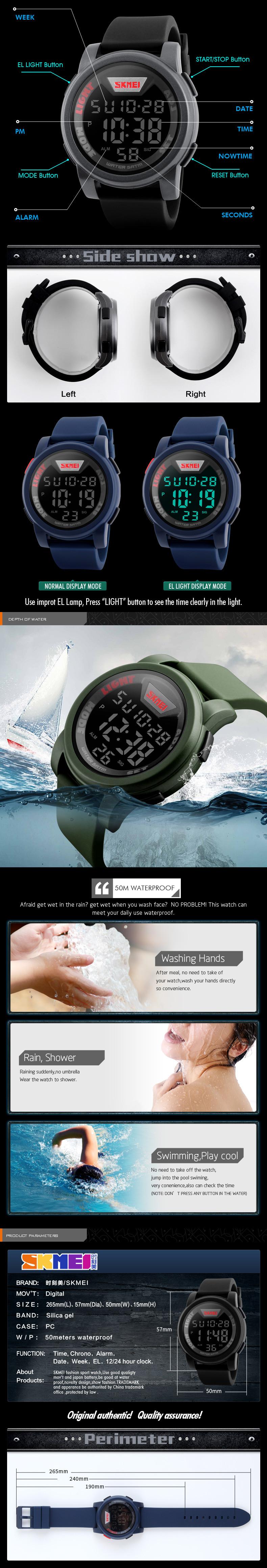 HTB1jKHINXXXXXXEXXXXq6xXFXXXz - SKMEI SIMPLE Sport Watch for Men