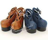 1/3 1/4 Scale BJD shoes for dolls.doll shoes for BJD/SD.A15A1258.only sell doll shoes.not included the doll and clothes
