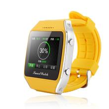 1.65 Inch Bluetooth GPS Watch with Pedometer GSM SMS/MMS Original Simcard Watch Fashion Luxury Android Smart Watch Phone