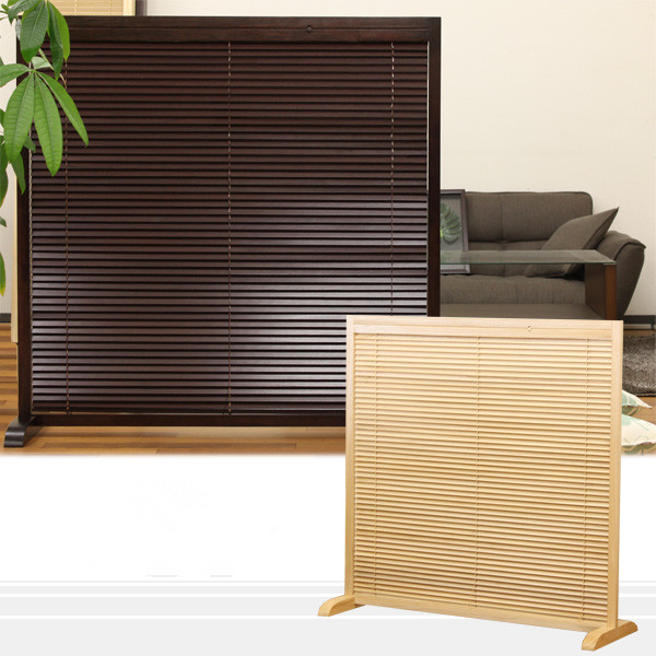 tabiques pantallas de madera biombo de estilo japons panel decorativo de pared de madera divisores
