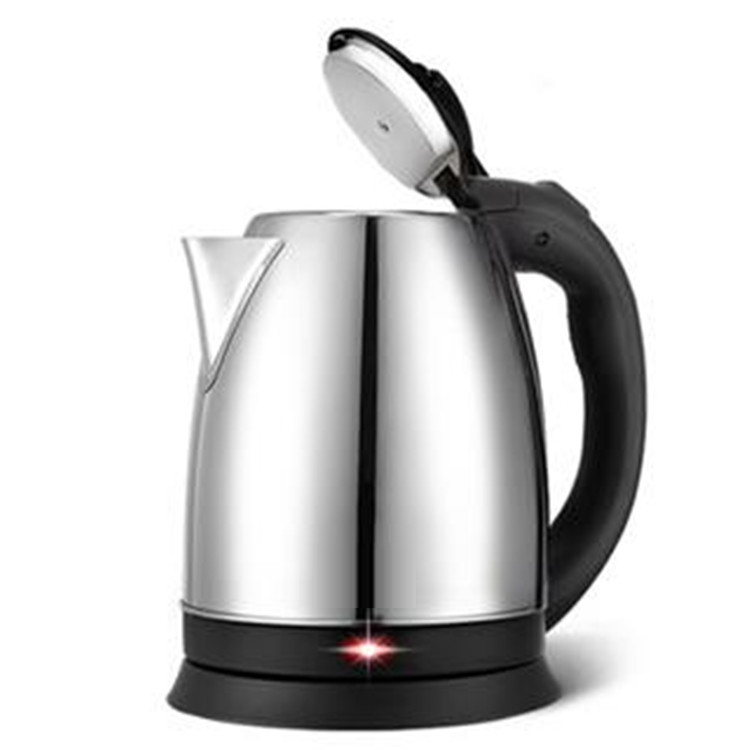 Free Shipping Stainless Steel Electric Kettle 2L Heat Preservation and anti burning electric kettle AUTO cut off electric HA035 kettle