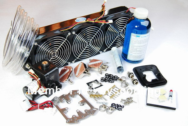 syscooling sp33 - Syscooling SP33 water cooling kit for cpu and gpu water cooling system