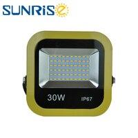 投光照明30ワット50ワット100ワットledブラック受動モーションセンサー洪水光または人間センサーライト用屋外防水セキュリティランプ