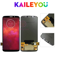 Touch Screen Digitizer For Moto Z3 Play XT1929 XT 1929 LCD Display For Motorola Z3 Play Assembly Smartphone Repair Parts