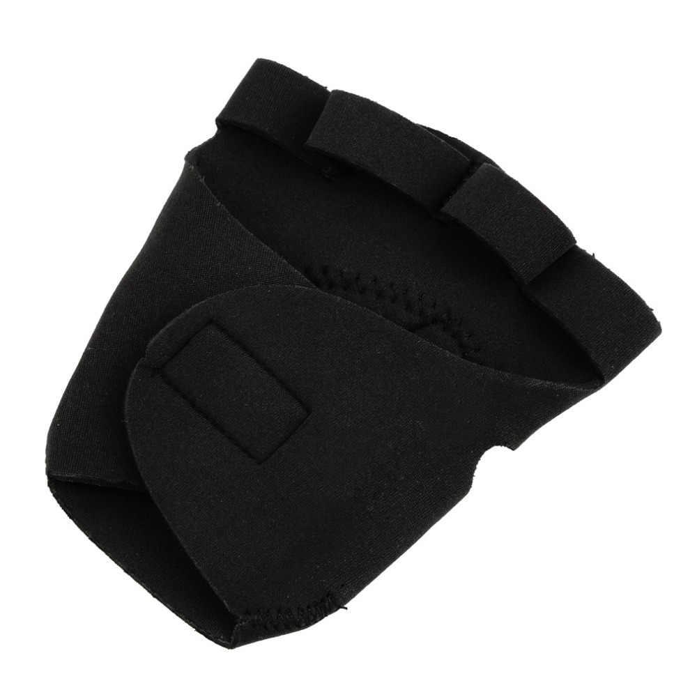 1 para mężczyźni kobiety Sport rękawice do podnoszenia ciężarów siłownia ćwiczenia Fitness szkolenia oddychające rękawice dla mężczyzn kobiety