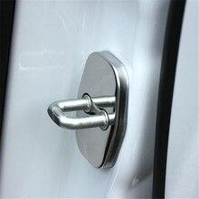 Car Door lock rust Protector Cover case for Peugeot 308 408 508 407 3008 207 RCZ /FOR Citroen C4 C5 Picasso DS6 DS4 DS3 DS5