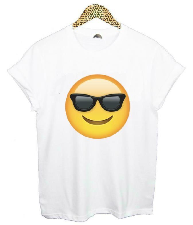 HTB1jKKhHVXXXXcXXXXXq6xXFXXXa - Emoji Smile Women T Shirt