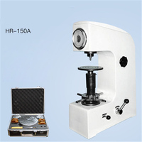 HR 150A Manual Hardness Tester Double Handle Desktop Metal Hardness Tester Hardness Testing Instrument With Diamond Indenter