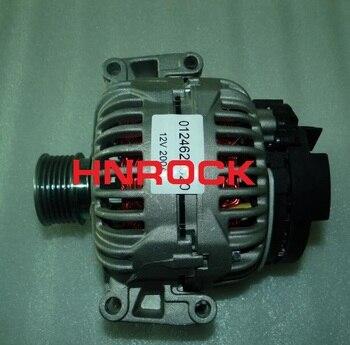 Автоматический генератор переменного тока 0124625020 0986046610 0131541102 12385 12 В/200 А для Mercedes-Benz Sprinter 208 CDI 2.2L