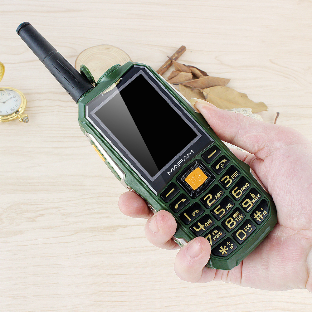 New Super Long Standby Large Character Military Industry Sanfang Mobile Phone For The Elderly